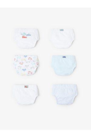 Zara Baby Slips - Set van zes slips met auto's