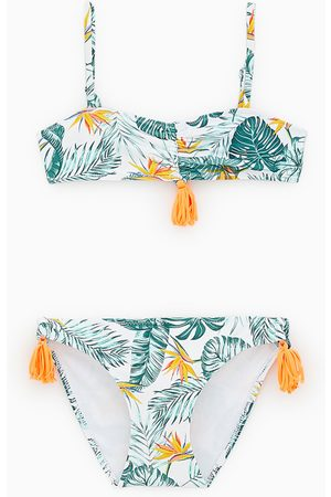 Zara Bikini met print