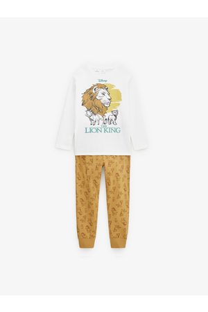 Zara Pyjama the lion king © disney