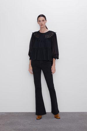 Zara Jeans z1975 denim flare