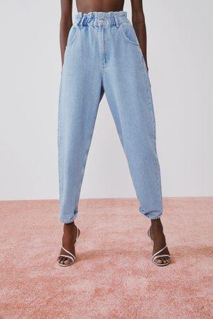 Zara Paperbag jeans