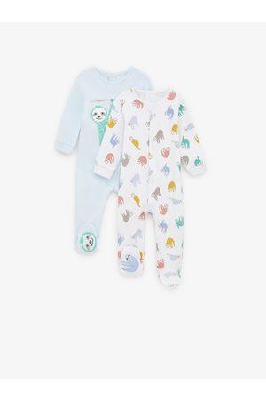 Zara Set van twee pyjama's met luiaard