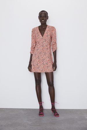 Zara Mini-jurk met print