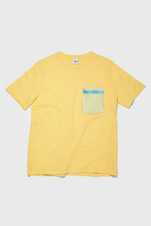 Zara T-shirt met bijpassende zak