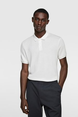 Zara Gestructureerde polo