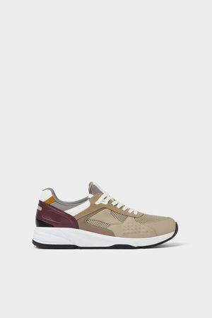Zara Combi-sneakers