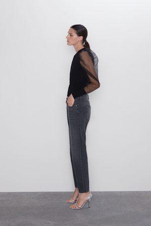 Zara Jeans z1975 in mom fit
