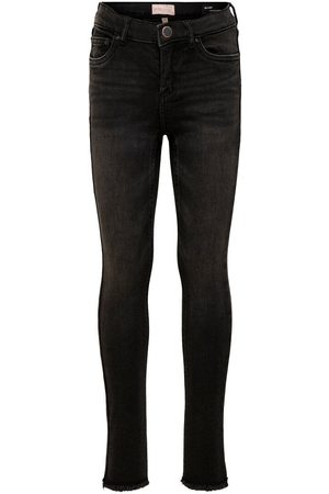 Only Kids Blush Raw Skinny Jeans Dames