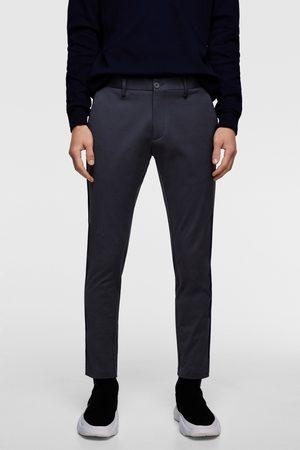 Zara Technische cropped broek