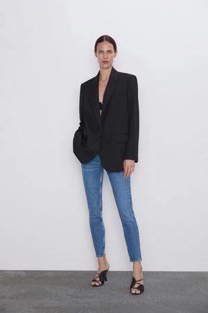 Zara Jeans zw premium '80s skinny bering blue