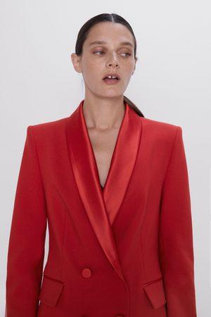 Zara Double-breasted smokingblazer