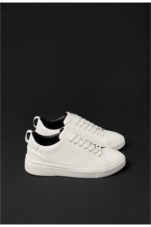 Zara Heren Sneakers - Effen sneakers - light