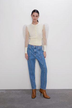 Zara Mom fit jeans z1975 met zakken