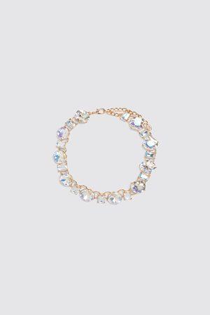 Zara Dames Kettingen - Ketting met siersteentjes