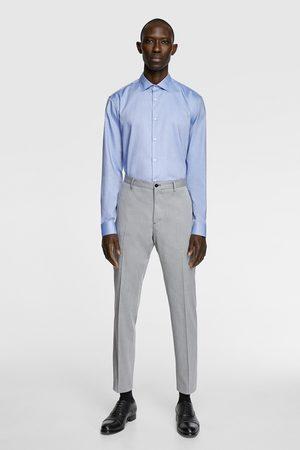 Zara Heren Overhemden - Overhemd met structuur stain free