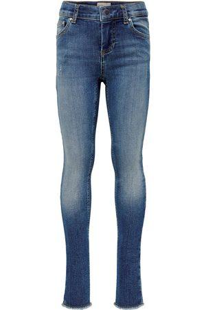 Only Kids Kinderen Skinny - Konblush Skinny Raw Jeans 1303 Noos