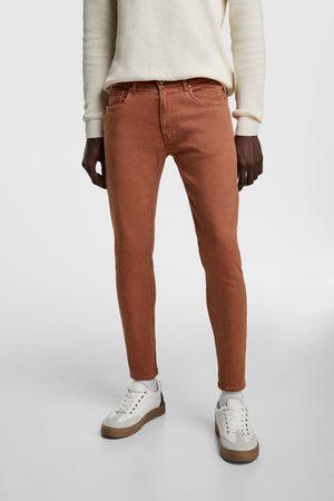 Zara Gekleurde supersinny jeans