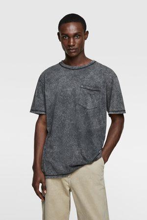 Zara T-shirt met zakje