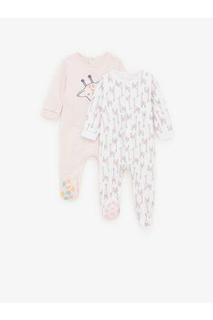 Zara Set van twee pyjama's met giraf