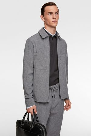 Zara Overshirt traveler