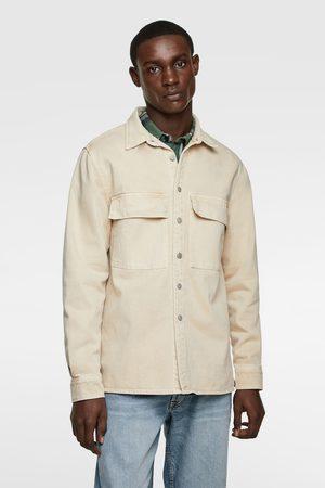Zara Overshirt met zakken