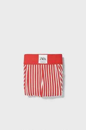 Zara Heren Boxershorts - Stripe print boxers