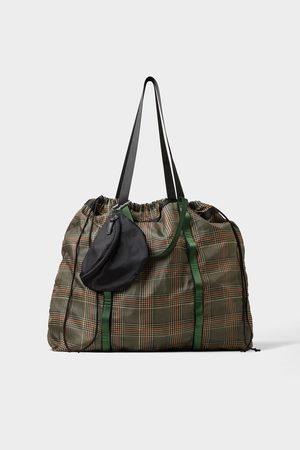 Zara Heren Shoppers - Opvouwbare zachte shopper
