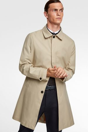 Zara Waterafstotende trenchcoat traveler