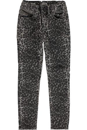 LTB Meisjes Lange Broek - Maat 104 - - Jeans