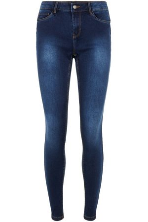 Vero Moda Vmseven Normal Waist Slim Fit Jeans Dames