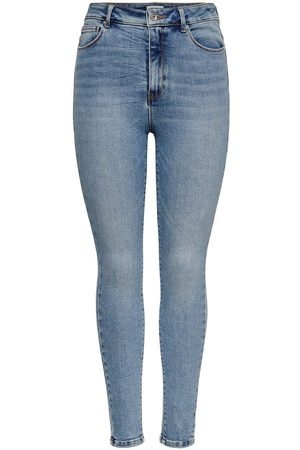 Only Dames High waisted - Onlmila High Waist Ankle Skinny Jeans Dames