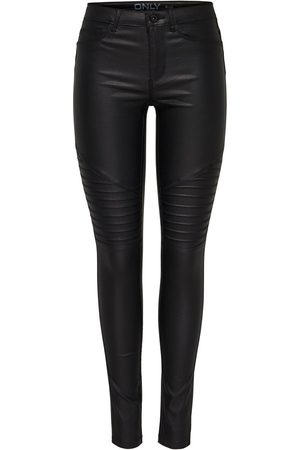 Only Onlnew Royal Coated Biker Skinny Jeans Dames