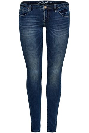 Only Onlcoral Superlow Skinny Jeans Dames