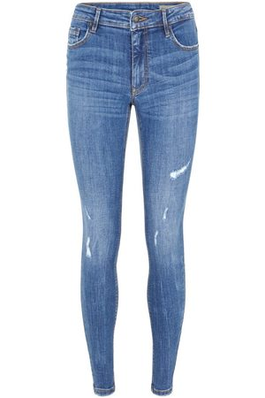 Vero Moda Vmlydia Low Waist Skinny Jeans Dames