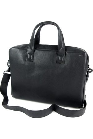 Berba Laptop- & Businesstassen - Soepele leren 1 vaks 15 inch business tas