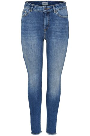 Only Dames Skinny - Onlblush Mid Ankle Skinny Jeans Dames