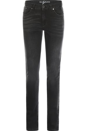 Nickjean Dames High waisted - Dames Kathy Jeans