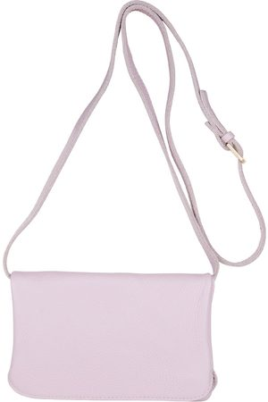 Fred de la Bretoniere Dames Schoudertassen - Crossbodytassen Crossbody Small Grain Leather
