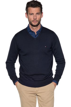 Tommy Hilfiger Heren Pullovers - Menswear Trui V-hals