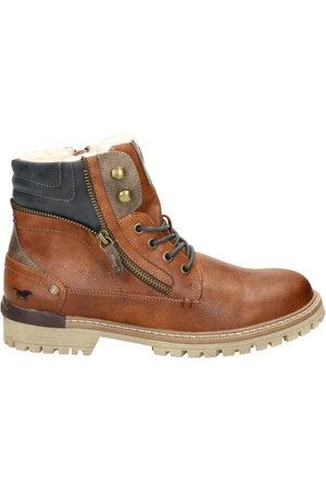 Mustang Heren Veterlaarzen - Boots