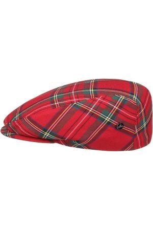 Lipodo Tartan Check Flat Cap by