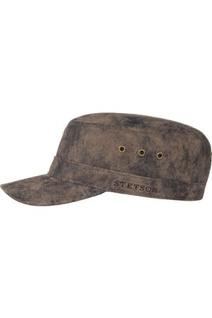 Stetson Raymore Pigskin Army Cap by