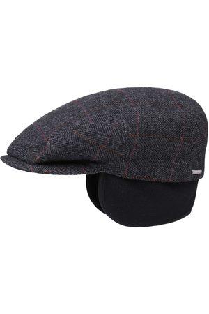 Stetson Kent Wool Cap Oorbescherming by