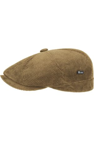 Lipodo 8 Panel Cordial Flat Cap by