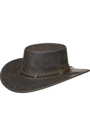 Barmah Heren Hoeden - Squashy Crackle Kangaroo Hat by