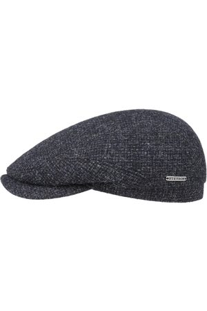 Stetson Heren Petten - Belfast Tweed Flat Cap by