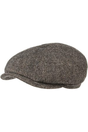 Stetson Hatteras Classic Wool Flat Cap by