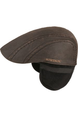 Stetson Old Cotton Pet met Oorbescherming by