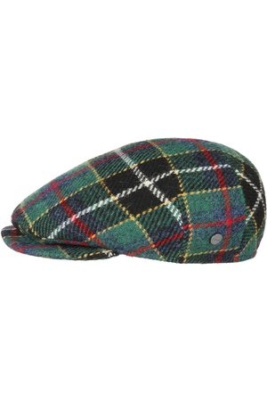 Lierys Harris Tweed Flat Cap by