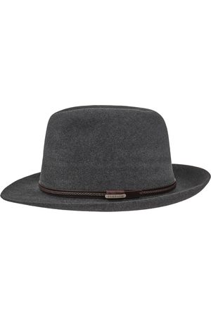 Stetson Mélange Haarvilt Fedora Hoed by